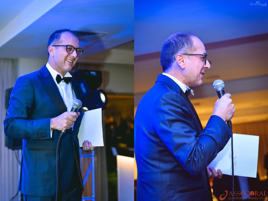 Il Presidente Tommaso Mazza