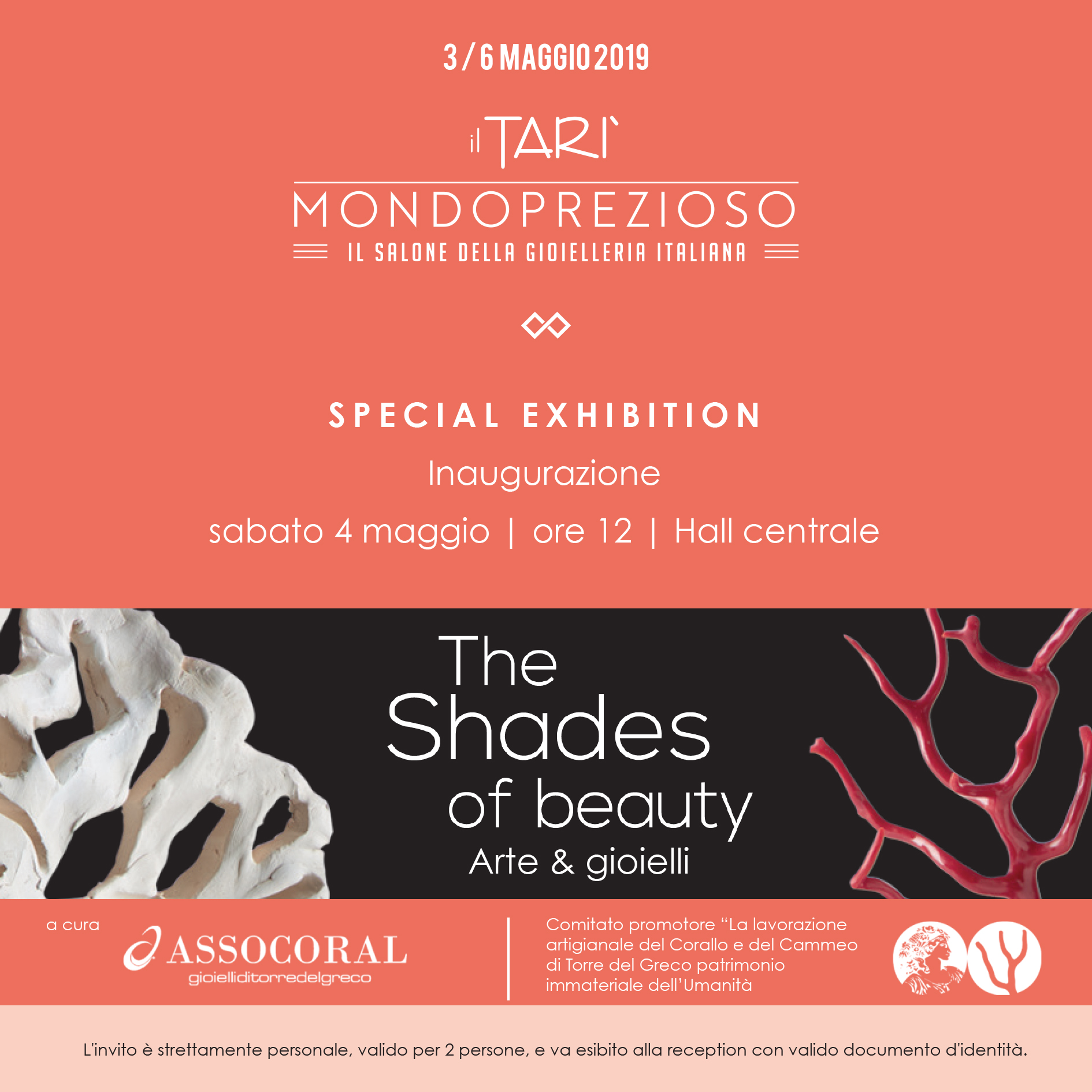 The Shades of Beauty al Tarì
